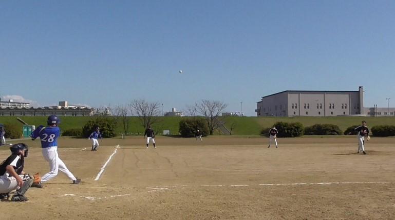 草 野球 3 番地